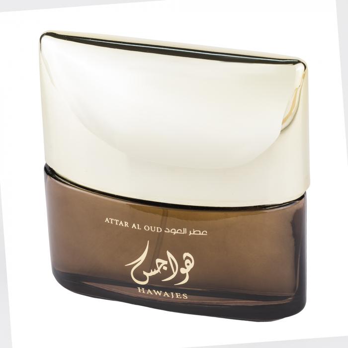 Parfum arabesc Attar Al Oud Hawajes, apa de parfum 100 ml, barbati [1]
