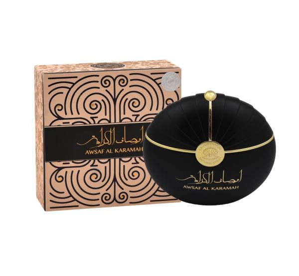 Parfum arabesc Awsaf Al Karamah, apa de parfum 100 ml, barbati 1