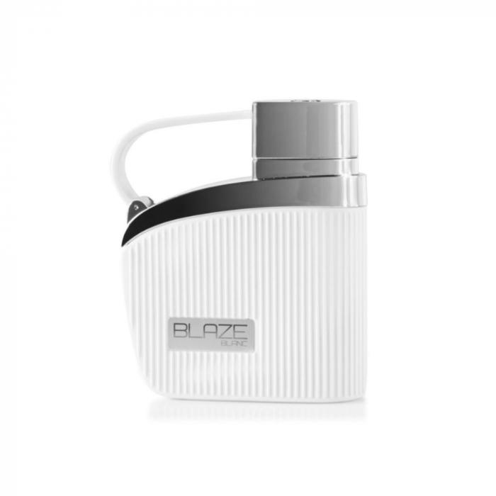 Parfum arabesc Rich Blaze Blanc, apa de parfum 100 ml, barbati [0]