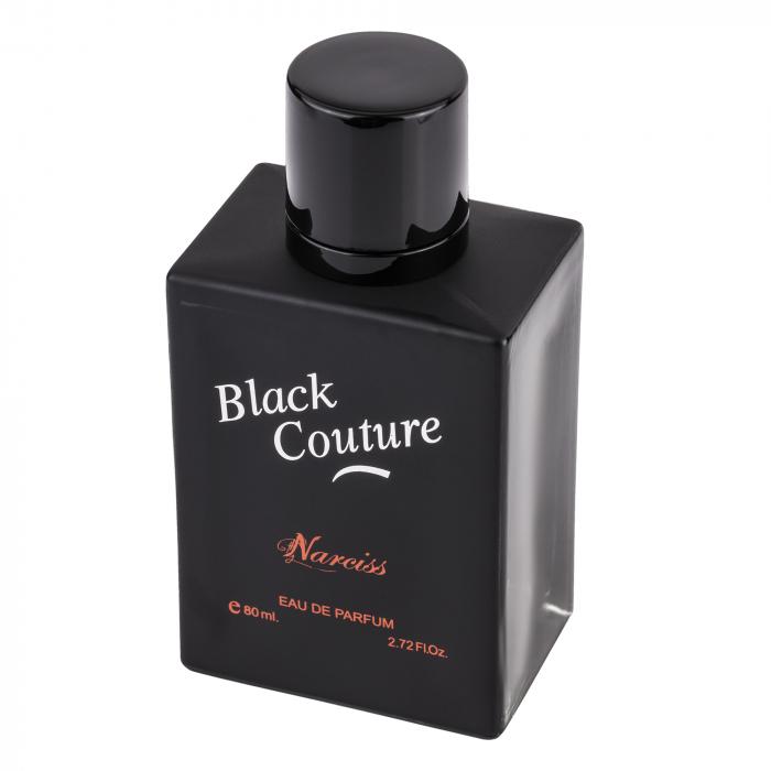 Parfum arabesc Black Couture Narciss, apa de parfum 80 ml, femei [1]
