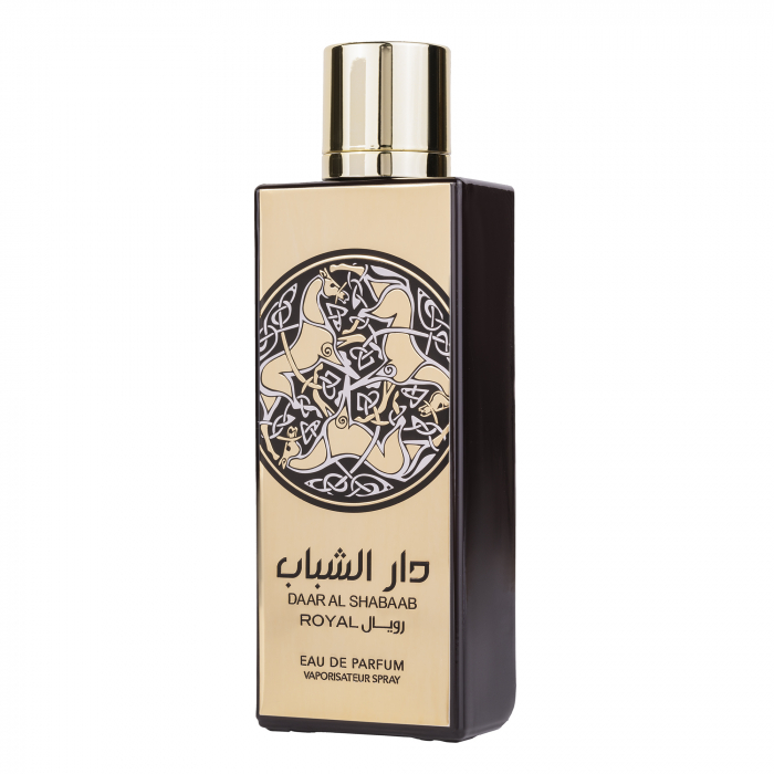 Parfum arabesc Daar Al Shabaab Royal, apa de parfum 100 ml, barbati [1]