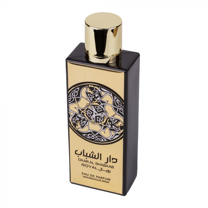 Parfum arabesc Daar Al Shabaab Royal, apa de parfum 100 ml, barbati [2]