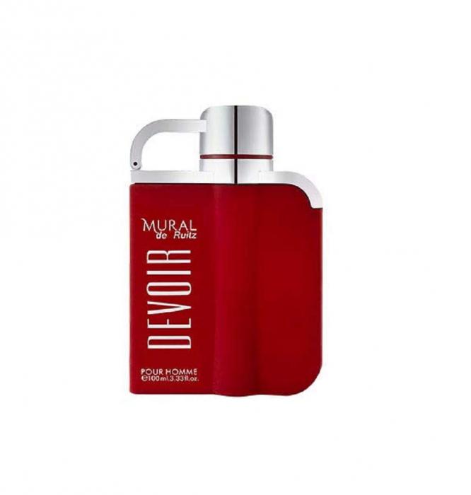 Parfum arabesc Devoir, apa de parfum 100 ml, barbati 0