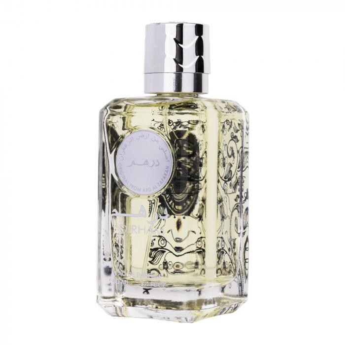 Parfum arabesc Dirham cu deodorant, apa de parfum 100 ml, unisex [2]