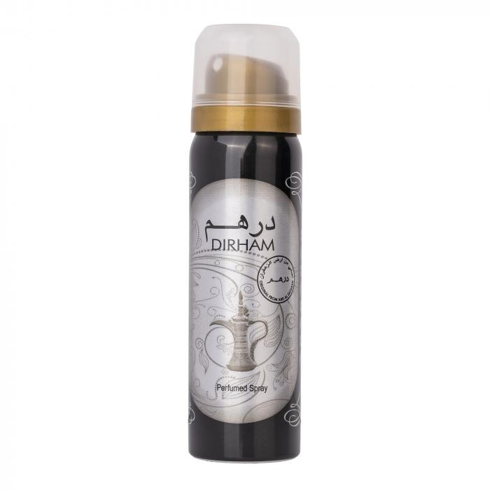 Parfum arabesc Dirham cu deodorant, apa de parfum 100 ml, unisex [4]