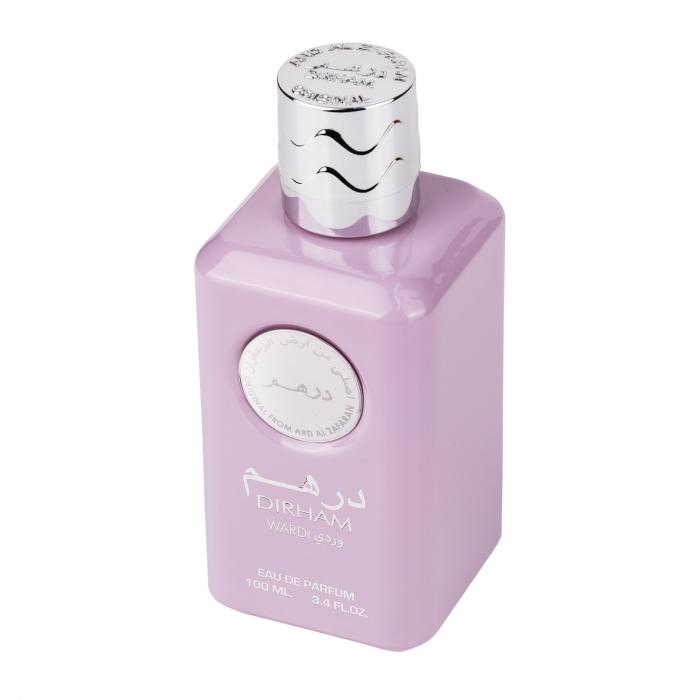 Parfum arabesc Dirham Wardi, apa de parfum 100 ml, femei [3]
