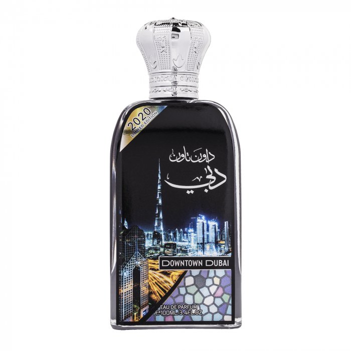 Parfum arabesc Downtown Dubai, apa de parfum 100 ml, unisex [0]