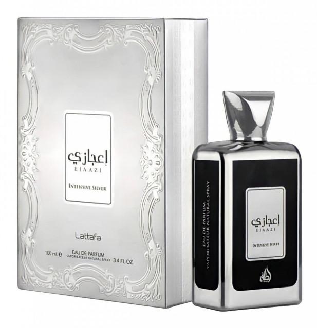 Parfum arabesc Ejaazi Intensive Silver, apa de parfum 100 ml, unisex [2]