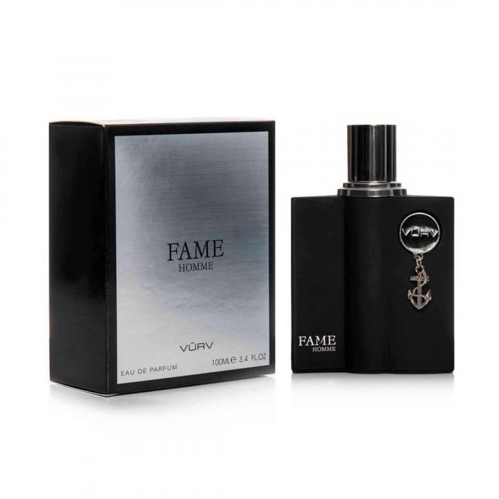 Parfum arabesc Fame Homme, apa de parfum 100 ml, barbati [1]