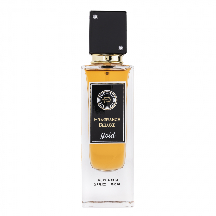 Parfum arabesc Gold - Fragrance Deluxe, apa de parfum 80 ml, femei [0]