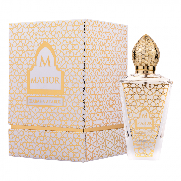 Parfum arabesc Habaha Al`Abdi, apa de parfum 100 ml, femei [0]