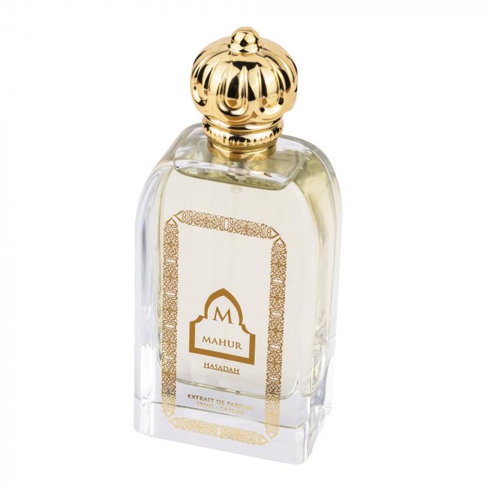 Parfum arabesc Hasadah, apa de parfum 100 ml, barbati [2]
