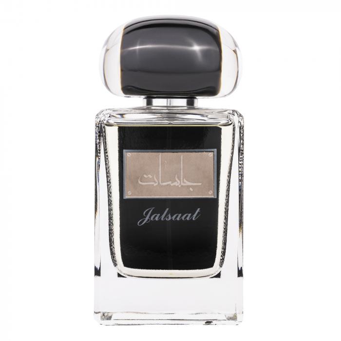 Parfum arabesc Jalsaat, apa de parfum 100 ml, barbati [0]