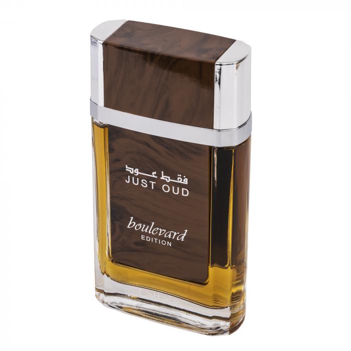 Parfum arabesc Just Oud Boulevard, apa de parfum 90 ml, barbati [2]