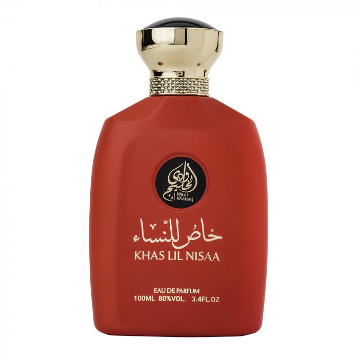 Parfum arabesc Khas Lil Nisaa, apa de parfum 100 ml, femei [0]