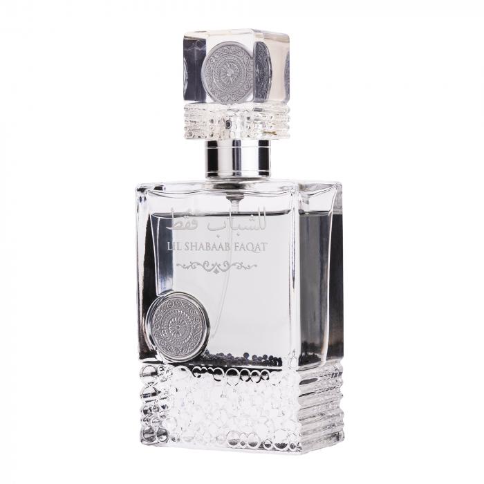 Parfum arabesc Lil Shabaab Faqat , apa de parfum 100 ml, barbati [2]