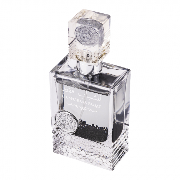 Parfum arabesc Lil Shabaab Faqat , apa de parfum 100 ml, barbati [3]