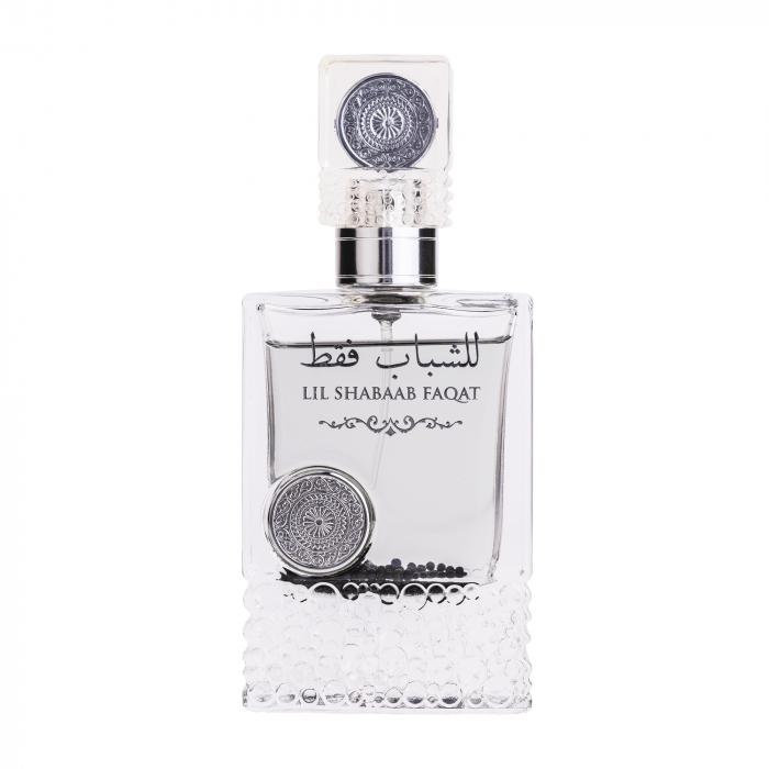 Parfum arabesc Lil Shabaab Faqat , apa de parfum 100 ml, barbati [1]