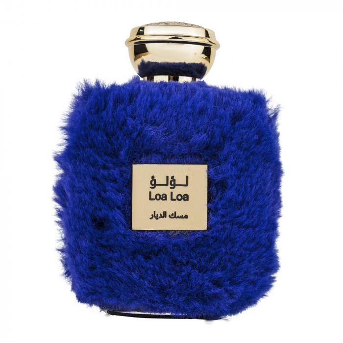 Parfum arabesc Loa Loa, apa de parfum 100 ml, unisex [0]