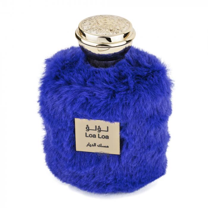 Parfum arabesc Loa Loa, apa de parfum 100 ml, unisex [1]