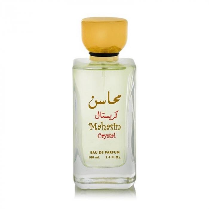 Parfum arabesc Mahasin Crystal, apa de parfum 100 ml, femei [0]