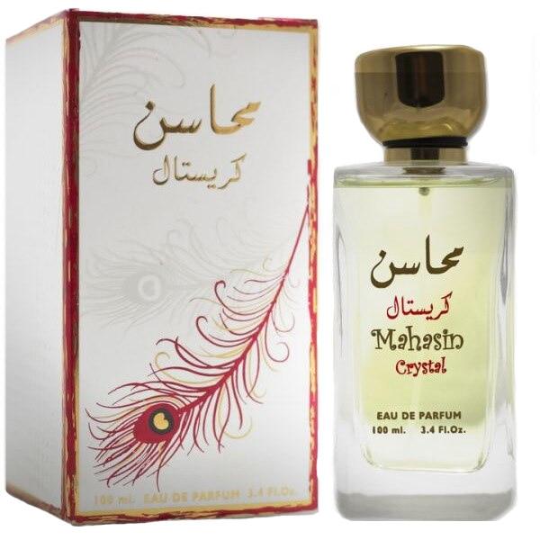 Parfum arabesc Mahasin Crystal, apa de parfum 100 ml, femei [1]