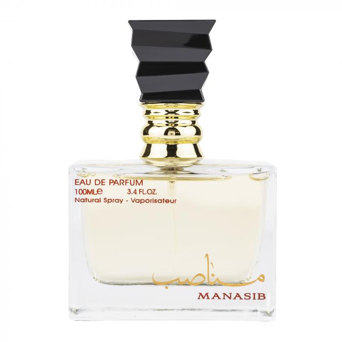 Parfum arabesc Manasib, apa de parfum 100 ml, femei [0]