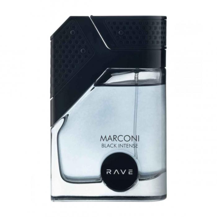 Parfum arabesc Marconi Black Intense, apa de parfum 100 ml, barbati [4]