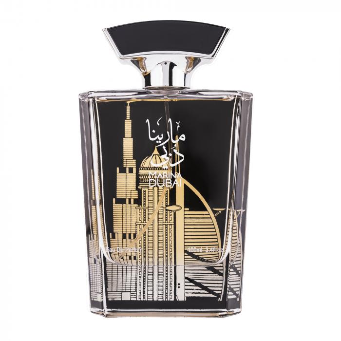 Parfum arabesc Marina Dubai, apa de parfum 100 ml, unisex [0]