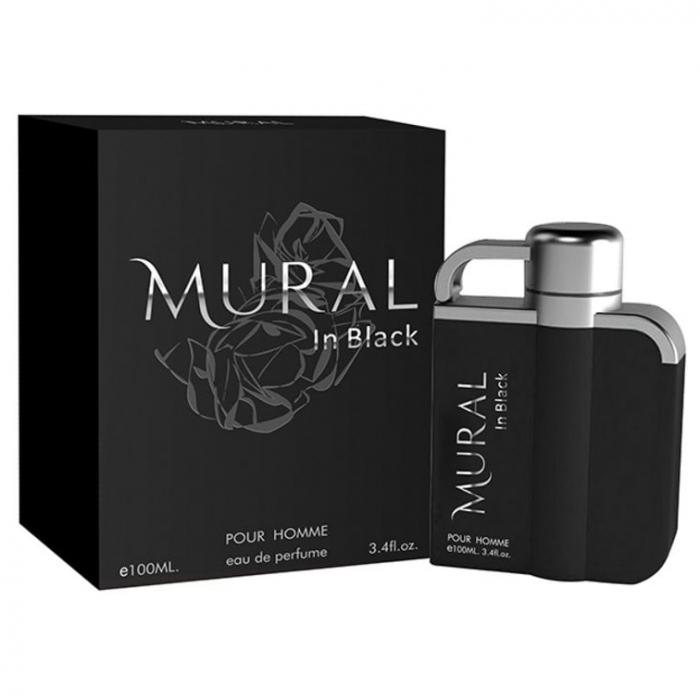 Parfum arabesc Mural In Black, apa de parfum 100 ml, barbati [1]