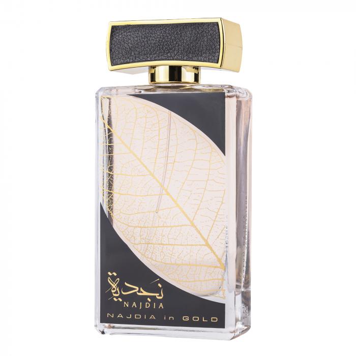 Parfum arabesc Najdia In Gold, apa de parfum 100 ml, unisex [3]