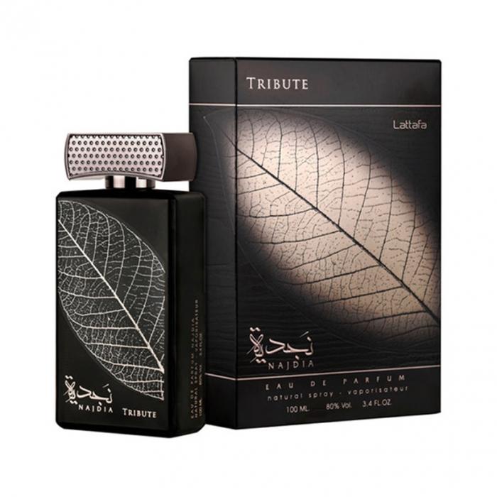 Parfum arabesc Najdia Tribute, apa de parfum 100 ml, barbati [0]