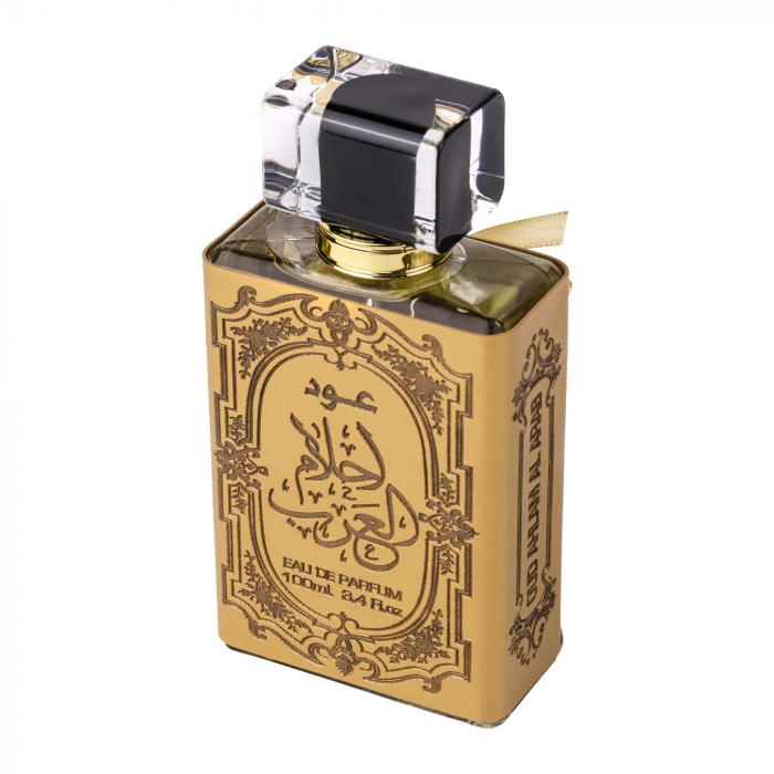 Parfum arabesc Oud Ahlam Al Arab, apa de parfum 100 ml, barbati [3]