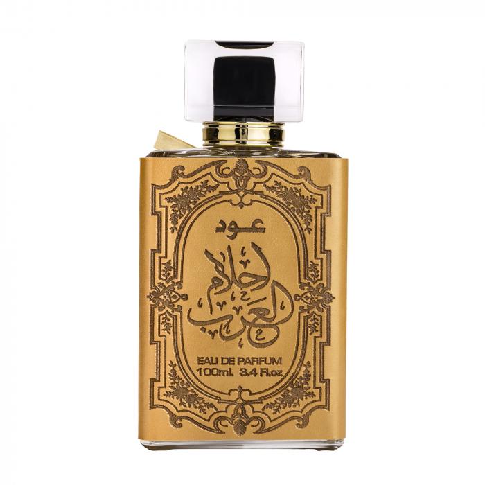 Parfum arabesc Oud Ahlam Al Arab, apa de parfum 100 ml, barbati [0]