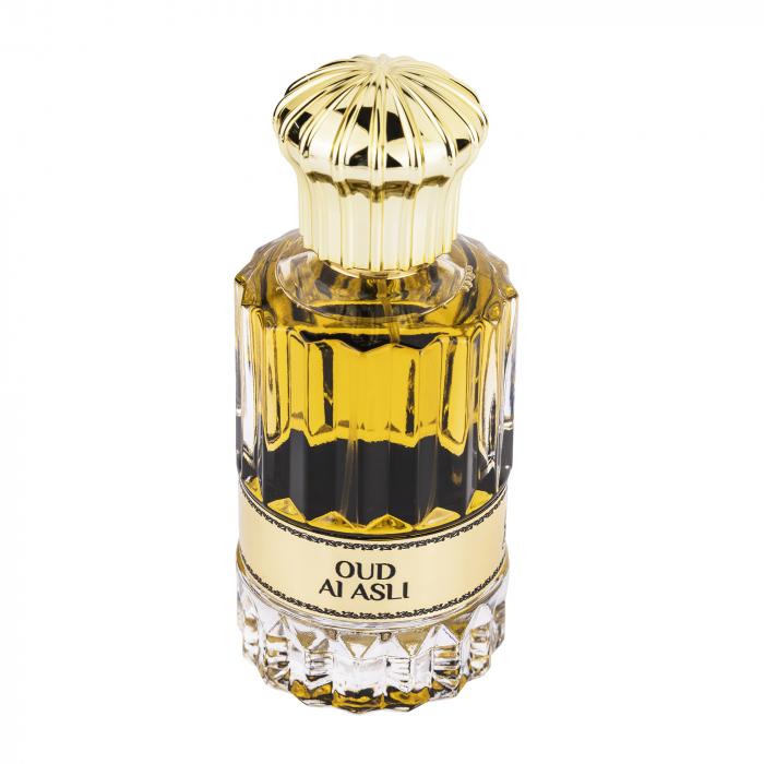 Parfum arabesc Oud Al Asli, apa de parfum 100 ml, unisex [1]