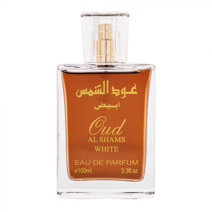 Parfum arabesc Oud Al Shams White, apa de parfum 100 ml, femei [0]