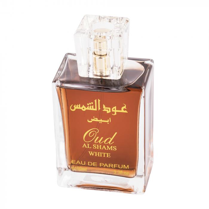 Parfum arabesc Oud Al Shams White, apa de parfum 100 ml, femei [1]