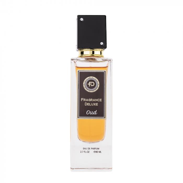 Parfum arabesc Oud - Fragrance Deluxe, apa de parfum 80 ml, barbati [0]