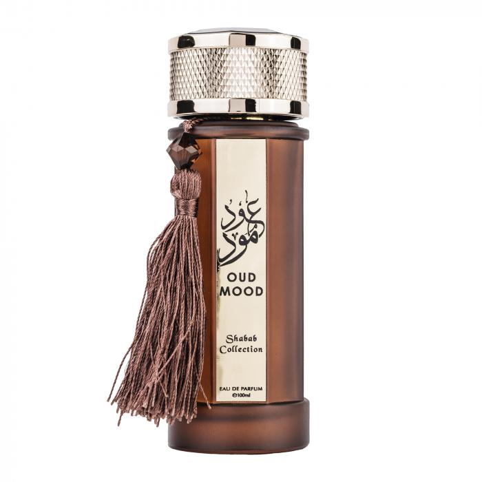 Parfum arabesc Oud Mood, apa de parfum 100 ml, unisex [0]