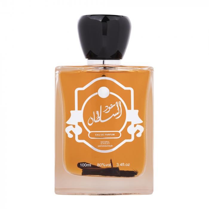Parfum arabesc Oud Sultan, apa de parfum 100 ml, barbati [0]