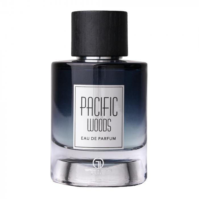 Parfum arabesc Pacific Woods, apa de parfum 100 ml, barbati [0]