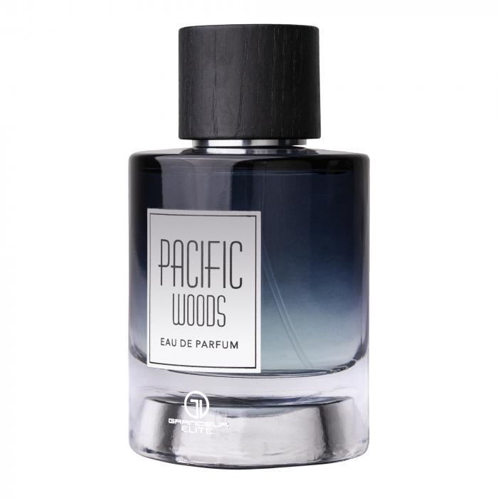 Parfum arabesc Pacific Woods, apa de parfum 100 ml, barbati [1]