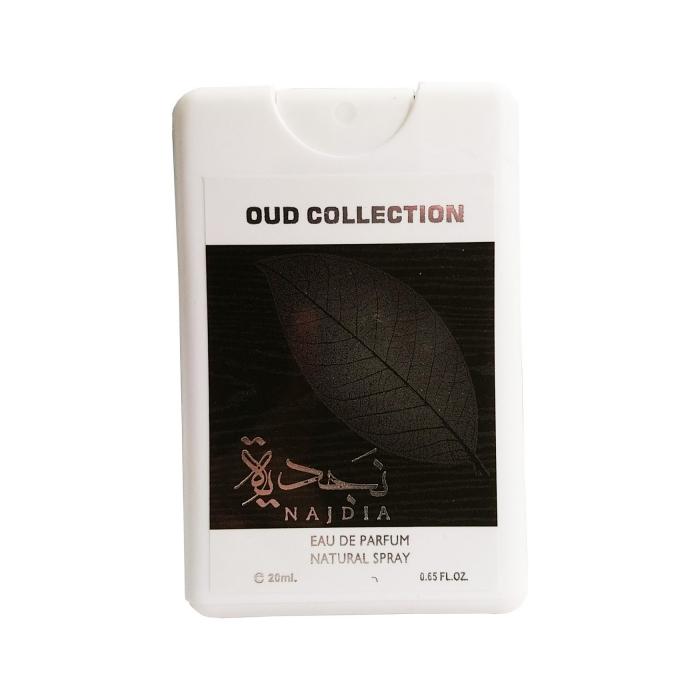Parfum arabesc Pocket Najdia, apa de parfum 20 ml, barbati 0