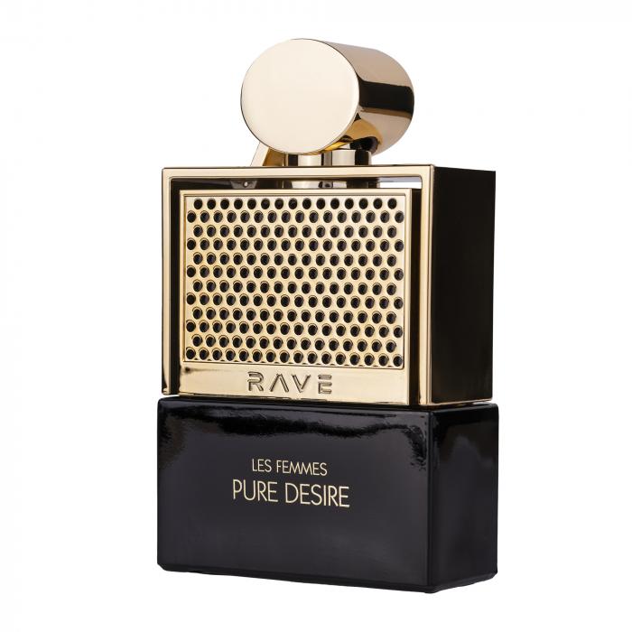 Parfum arabesc Pure Desire Les Femmes, apa de parfum 100 ml, femei [2]