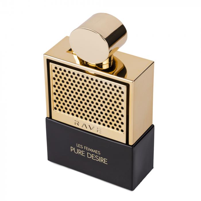 Parfum arabesc Pure Desire Les Femmes, apa de parfum 100 ml, femei [3]