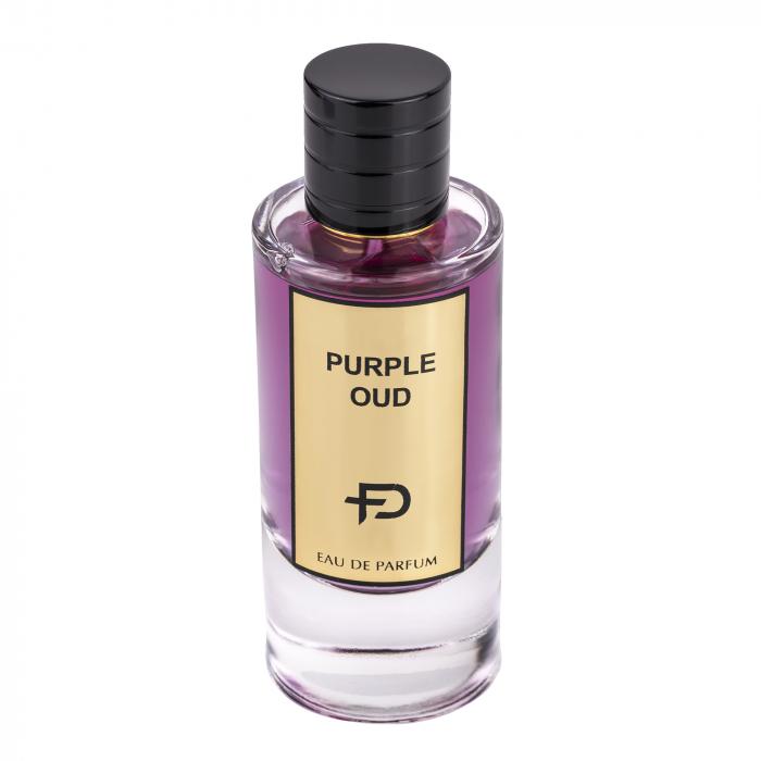 Parfum arabesc Purple Oud, apa de parfum 80 ml, unisex [1]