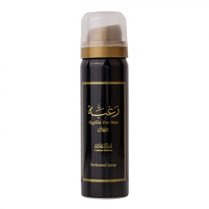 Parfum arabesc Raghba for Man, apa de parfum 100 ml, barbati [2]