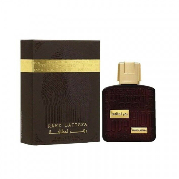 Parfum arabesc Ramz Lattafa Gold, apa de parfum 100 ml, barbati [3]