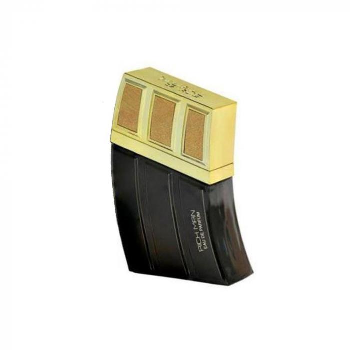 Parfum arabesc Rich Man, apa de parfum 90 ml, barbati [1]
