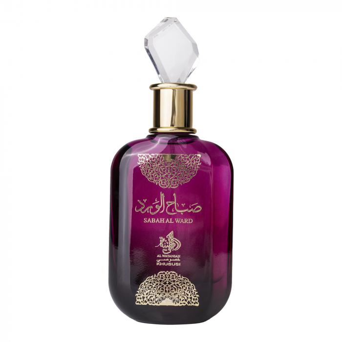 Parfum arabesc Sabah Al Ward, apa de parfum 100 ml, femei [0]